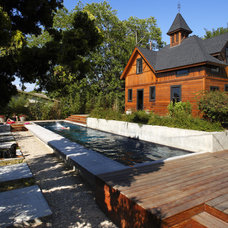 Eclectic Exterior by Tracy Stone AIA