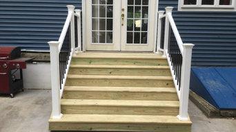 Steps - Wood