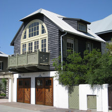 Traditional Exterior by Eric Watson Architect, P.A.