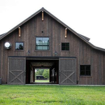 Stillwater Horse Barn & Home