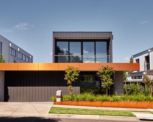 30 Trendy Contemporary Exterior Design Ideas - Pictures of ...