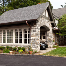 Traditional Exterior by Thomas Guy Carpentry