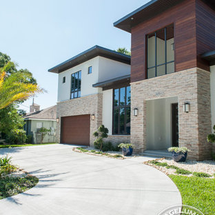 Idéer för ett modernt hus
