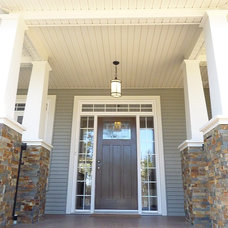 Craftsman Entry by Rooftight Construction