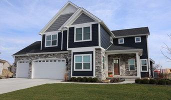Stone Custom home