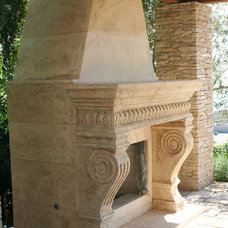 Exterior by Neolithic Design Stone and Tile