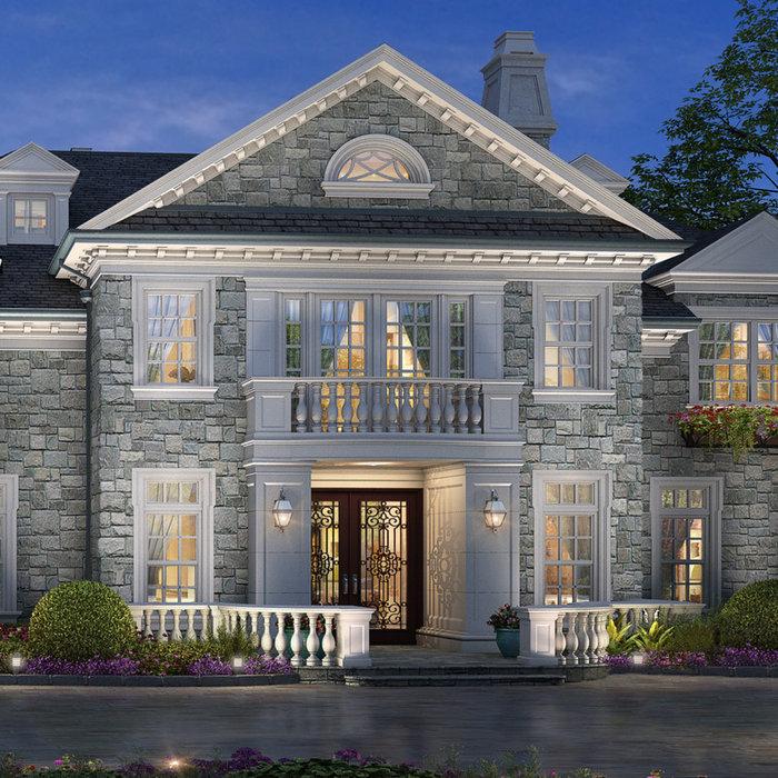 Private Stone Manor Estate, Bergen County, New Jersey