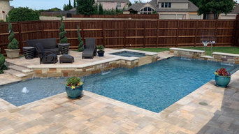 Stone Pressure Washing and Fence Stripping and Washing