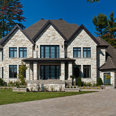 Traditional Exterior by Rinox Inc