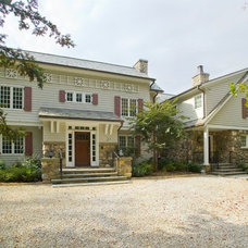 Traditional Exterior by Peter A. Cole, Architect