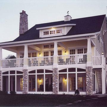 Stoney Pointe - Lake Cottage