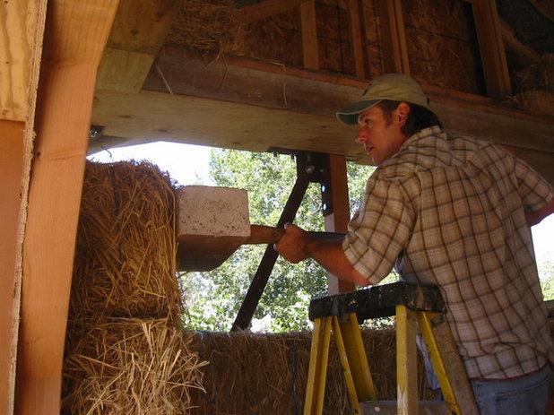 I consigli dei pro costruire una casa in paglia - Costruire una casa in paglia ...