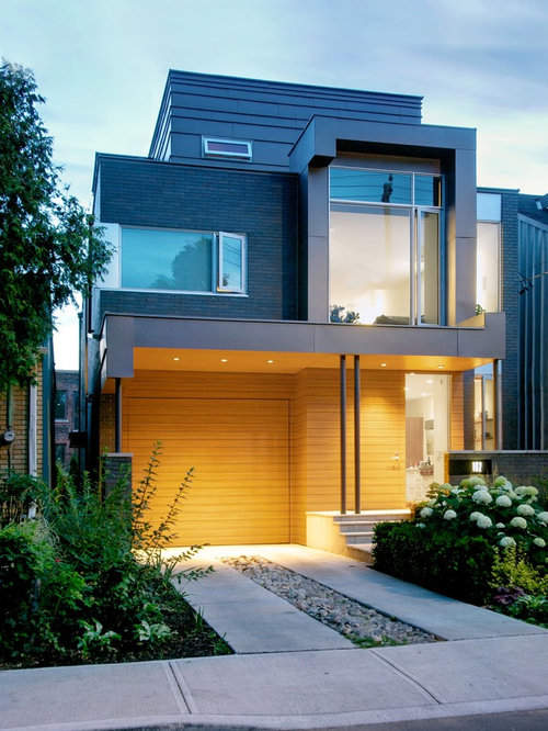 Contemporary House Design With Exterior Ceramic Panels And: Modern House Design Home Design Ideas, Pictures, Remodel
