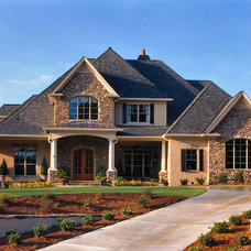 Traditional Exterior by Whitmire Homes