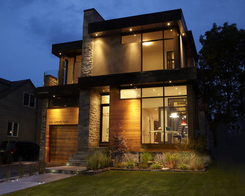 Strange Houzz Facade Lighting Design Ideas Remodel Pictures Largest Home Design Picture Inspirations Pitcheantrous