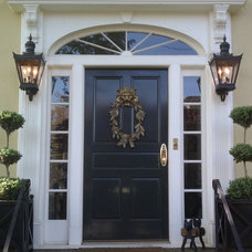 Traditional Exterior by Design In A Day