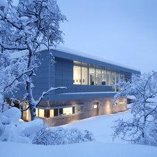 Modern Exterior by Studio B Architecture + Interiors