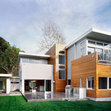 Modern Exterior by Scrafano Architects