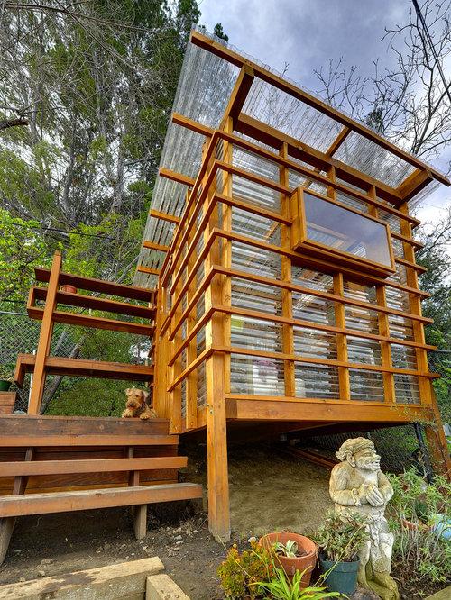 Best Corrugated Plastic Roof Design Ideas Amp Remodel Pictures Houzz