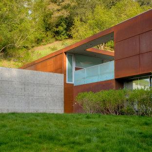 30 Trendy Industrial Exterior Home Design Ideas - Pictures ...