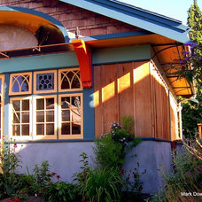 Eclectic Exterior by Mark Downing