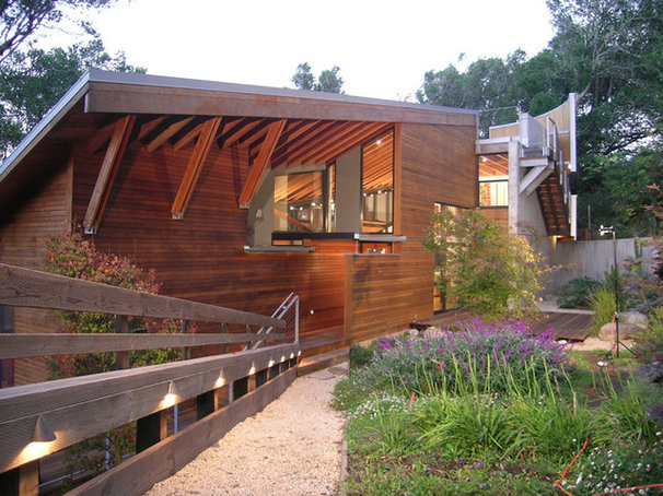 Modern Exterior by STUDIOS Architecture
