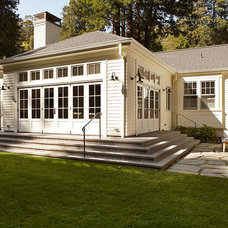 Traditional Exterior by Rasmussen Construction