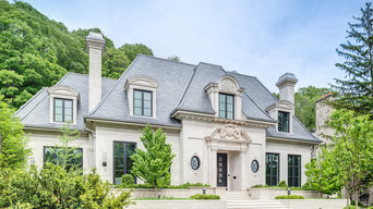 Stunning French Transitional Home