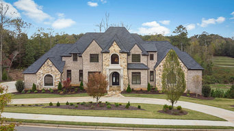 Stunning New Home Construction - Loudermilk Designs