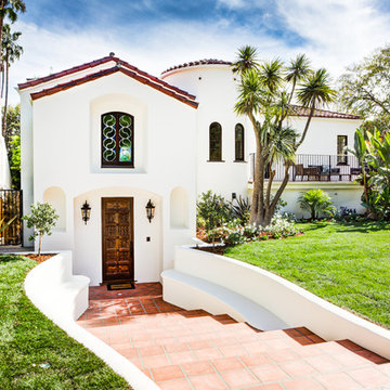 Stunning Spanish Colonial Home in LA