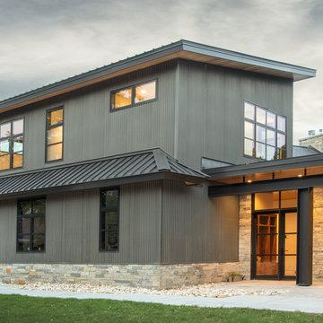Suburban Contemporary Design