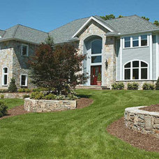 Traditional Exterior by O'Sullivan Architects, Inc