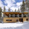 I Segreti Architettonici delle Case sulla Neve