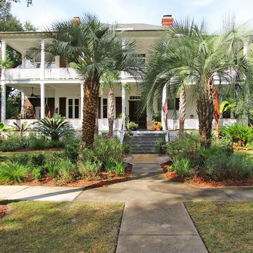 """Sullivan's Island, SC Island House- """"National Register of Historical Places"""""""