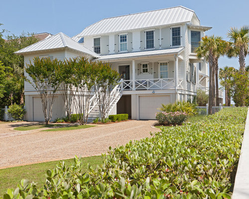 Charleston Exterior Home Design Ideas, Remodels & Photos