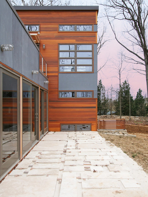 Western Red Cedar Design Ideas Remodel Pictures Houzz