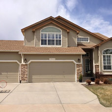 Traditional Exterior by CertaPro Painters of Colorado Springs