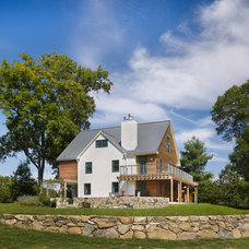 Traditional Exterior by neely architecture