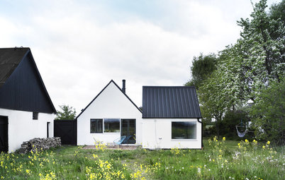 Houzz Tour: Simple Luxury at a Swedish Retreat
