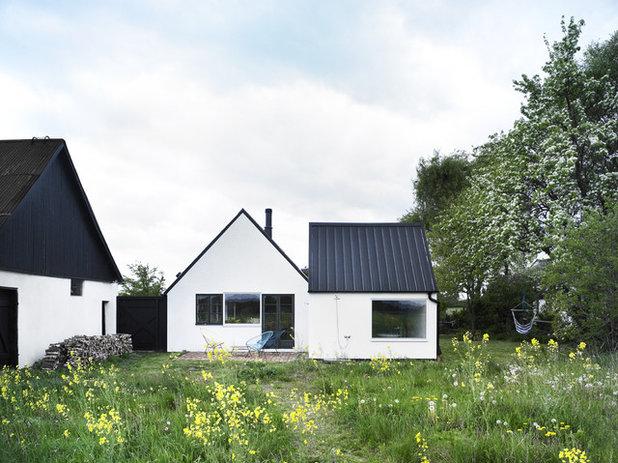 Architecture les fen tres en l for Architecture traditionnelle scandinave