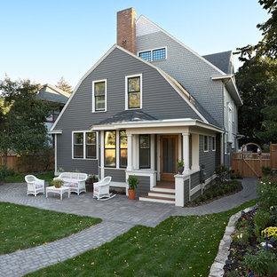 Summit Hill Shingle-Style Home Remodel