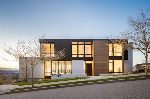 Houzz Tour Minimalist Splendor In Seattle Fascinating Home Remodeling Leads Minimalist