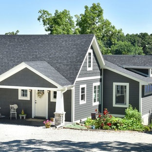 Sun Valley Lake, IA - Lake House Addition & Remodel - Eclectic