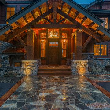 Suncadia Custom Home