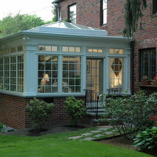 Traditional Exterior by Hebert Design Build