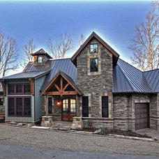 Traditional Exterior by Timberlake Custom Homes, LLC