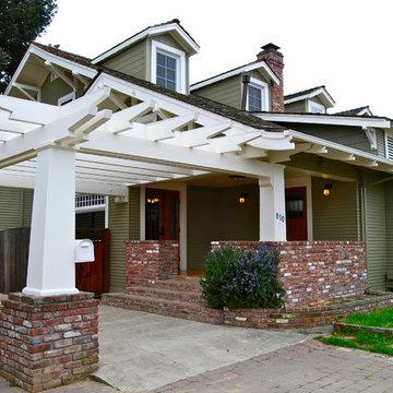 Sunnyvale Craftsman Residence