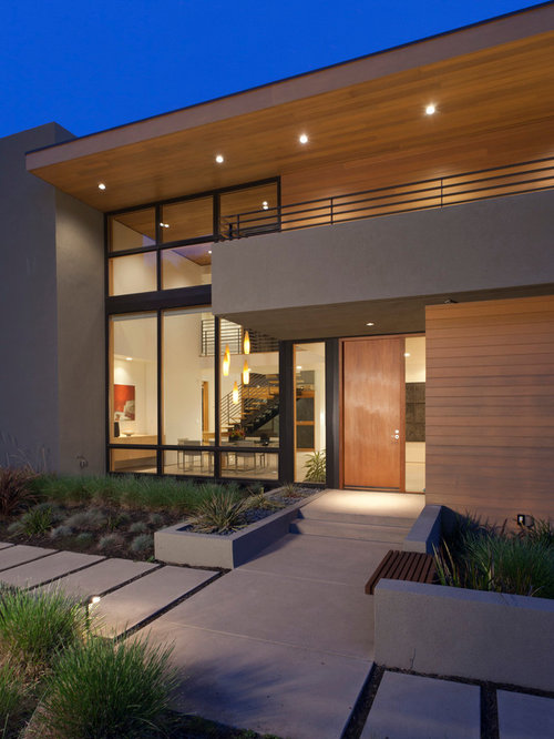 Modern exterior design ideas remodels photos for Modern exterior ideas
