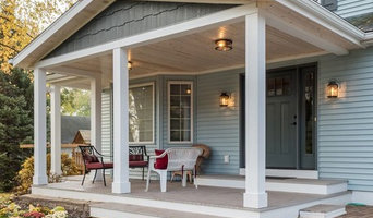 Sunrise Ct Porch & Entryway