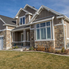 Traditional Exterior by Symphony Homes